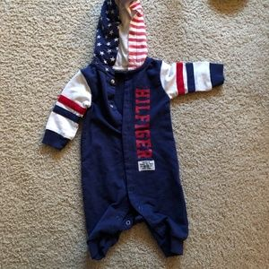 Tommy Hilfiger Baby Boy Coverall